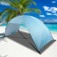 Portable Beach Canopy Anti-UV Sun Shade Tent Shelter Outdoor Camping Fishing USA