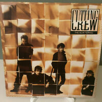 Cutting Crew - The Scattering 1989 UK Vinyl LP Original  SRNLP25  Mint  UNPLAYED