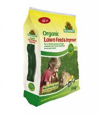 Neudorff Organic Natural Lawn Grass Feed & Improver Garden Fertiliser 5kg