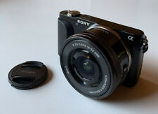 Sony Alpha nex-3N digital camera 16.1 MPs 16-50mm Zoom -Excellent Used Condition