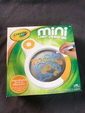 Crayola Mini Light Designer Handheld Art in Motion with Markers