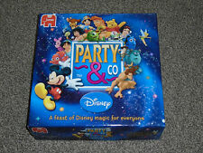 PARTY & Co GAME : DISNEY EDITION By JUMBO - NEW & SEALED CONTENTS (FREE UK P&P)