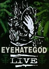 USED (LN) Eyehategod - Live (2011) (DVD)