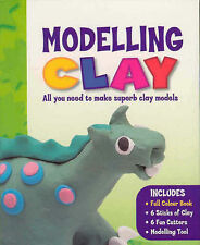 Modelling CLAY All you need to make superb clay models by Sam Fitzgerald-S - PB