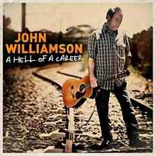 JOHN WILLIAMSON A Hell Of A Career 2CD BRAND NEW Best Of Greatest Hits