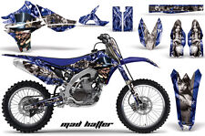 YAMAHA YZF 450 Graphic Kit AMR Racing # Plates Decal Sticker Part 10-13 MHUS
