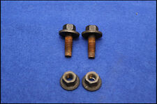 87 88 89 90 91 92 93 FORD MUSTANG OEM FRONT SEAT BOLT KIT BOLTS NUTS FASTERNERS