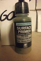 Modèle Apprêt 17ml VAL70606 Vallejo Acrylique Polyuréthane - Allemand Vert
