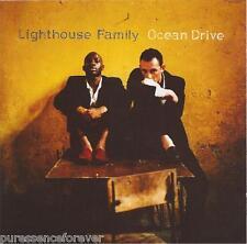 LIGHTHOUSE FAMILY - Ocean Drive (UK 10 Trk CD Album)