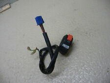 2005 YAMAHA FJR 1300 C STARTER KILL SWITCH RIGHT SIDE CONTROL