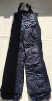 """Vintage 80's Ladies Blue Ski Salopettes SZ Waist 30"""" #109. Ideal Fancy Dress 🎉"""