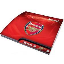 PlayStation 3 Slim Console Skin Sticker Arsenal Football Club Ps3 Gunners