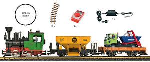 LGB G Scale 70403 Startset Freight Train