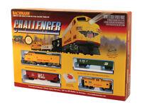 Bachmann HO Scale Train Set Analog Challenger 00621