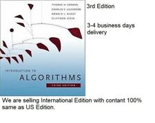Math education textbooks ebay cormen 3e introduction to algorithms fandeluxe