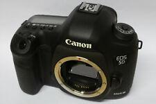 Canon EOS 5D Mark III Gehäuse / Body  28252 Auslösungen gebraucht 5 D Mark III