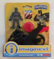 NIB Fisher-Price DC Super Friends Imaginext Basic Batman Beyond Action Toy