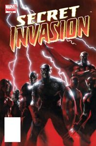 SECRET INVASION (2008) #1 - Back Issue