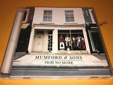 MUMFORD & SONS first CD album SIGH NO MORE hits THE CAVE little lion man