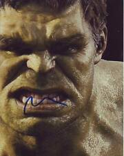 Mark Ruffalo Signed Autographed 8x10 The Hulk Photograph