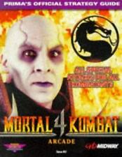 Mortal Kombat 4 (arcade version): The Official Strategy Guide (Prima's Secrets