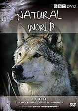Natural World Lobo- The Wolf Thaat Changed America DVD BBC Original UK Release