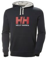 Helly Hansen Hh Logo Hombre Capucha 33977/597 Marino Nuevo