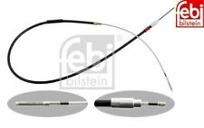 BMW E46 3 Series Handbrake Cable Drivers Side FEBI Bilstein  34411165020