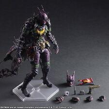 Play Arts Kai Batman Rogues Gallery Joker Action Figure Toy Doll Model Statue