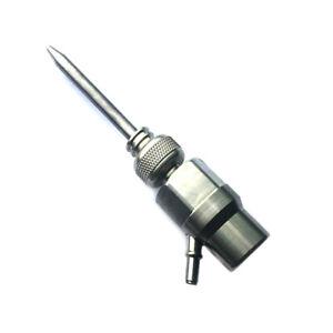 1Set Waterjet Abrasive Body Mixing Chamber Abrasive Nozzle Orifice And Nut New