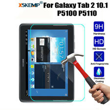 Real TEMPERED GLASS Screen Protector For Samsung Galaxy Tab 2 10.1 P5100 P5110