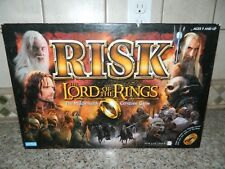 LORD OF THE RINGS Middle-Earth Conquest Board Game Complete with RING LOTR