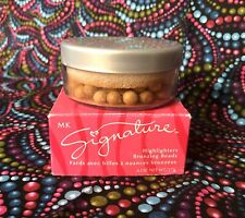 New In Box Mary Kay Signature Highliters Bronzing Beads