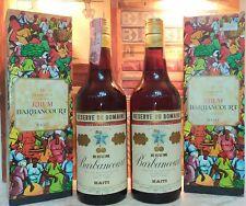 1x Rum Barbancourt Haiti Reserve Du Domaine 15 Years Anni 80 43% 75cl Imp.D&C