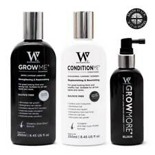 Best HAIR GROWTH SET For Women & Men.  Scalp Treatment for Hair Loss