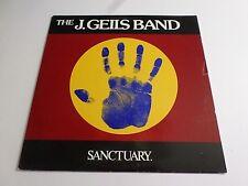 The J Geils Band Sanctuary LP 1981 EMI Vinyl Record