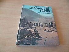 (T9BIS) LIVRE ANCIEN  LE SONGE DE TIBERE GEORGES HACQUARD 1975 HISTOIRE ROME