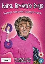 Mrs. Brown's Boys Christmas Specials 2014 [DVD], , Very Good, DVD