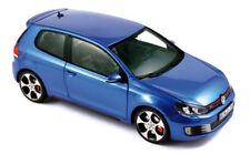 VW Golf VI Golf 6 Limousine GTi 2009 blau metallik 1:18 Norev