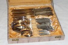 Altes WMF 2200 Silberbesteck 24tlg 90er Silber Besteck Essbesteck 6 Personen RAR