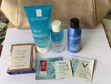 La Roche-Posay Posthelios Respectissime Redken Lancome Vichy Travel size Samples