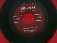 ODESSA MEREDITH~ NEVER GROW OLD~ BLACK GOSPEL~ DEEP RIVER~ PROCESS ~ GOSPEL 45