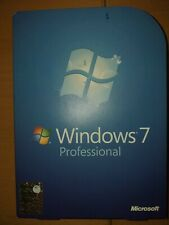 Windows 7 Professional Retail Dvd Box 32/64 Bit