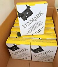 JOBLOT x13 LEXMARK 1040930 ORIGINAL RIBBONS 238X/239X - NEW