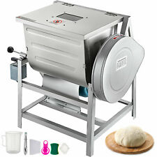 New Listing30Qt Commercial 110V Electric Dough Mixer Mixing Machine Kitchen Equipment