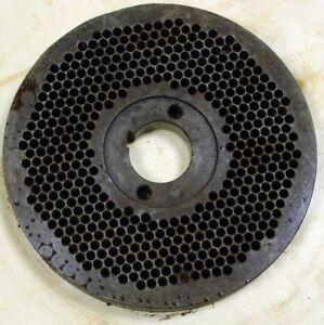 Matrize 200mm / 4mm für Pelletpresse Pellet press  Pellet mill Die