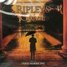 ENNIO MORRICONE - RIPLEY,s Game - soundtrack CD