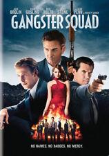 Gangster Squad - DVD - New - Sean Penn - Josh Brolin - Nick Nolte - Emma Stone