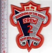 Canada Royal Canadian Air Force Quebec CFB Parent Crew 2 Guardians of the North