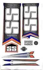 SS RANGER Brand new cricket bat stickers rare ebay Premium Quality Graphics